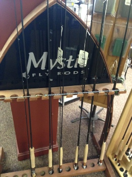 Evening Sun Fly Shop - Mystic fly rods
