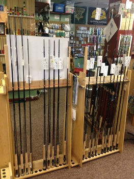 Evening Sun Fly Shop - Temple Fork fly rods