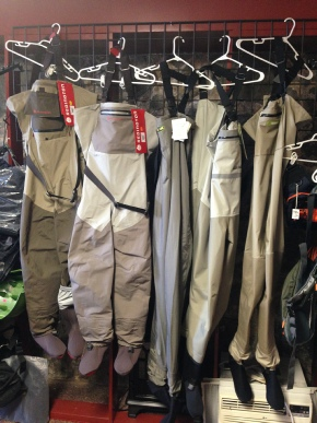 Evening Sun Fly Shop - Reddington, Dan Bailey, Hodgman, and Adamsbuilt waders